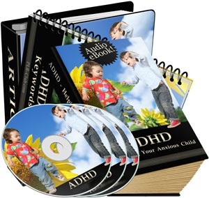ADHD audio package