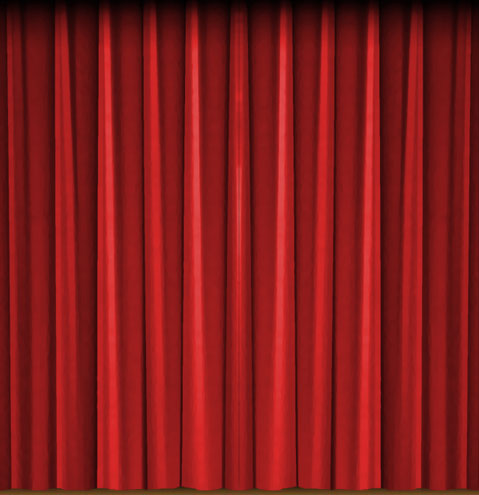 Left Curtain