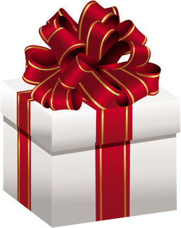 Click here to unwrap your gift