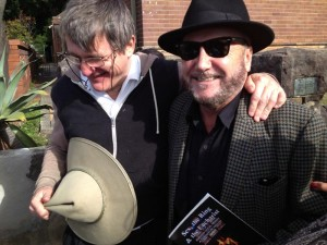 2013 - with George Galloway