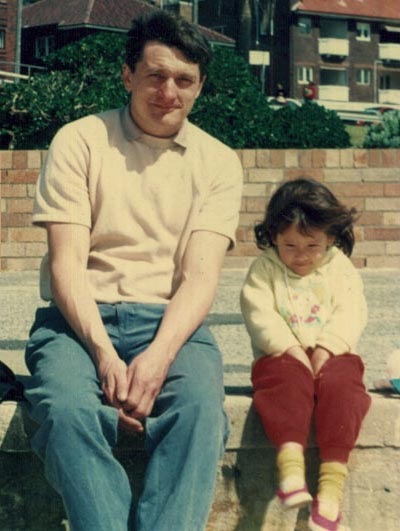 1991 - Veronica and me