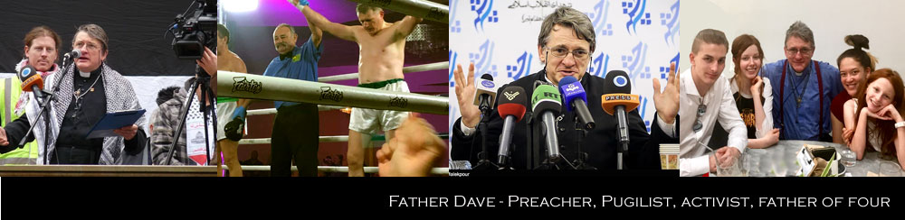 Father Dave Blog Header Banner