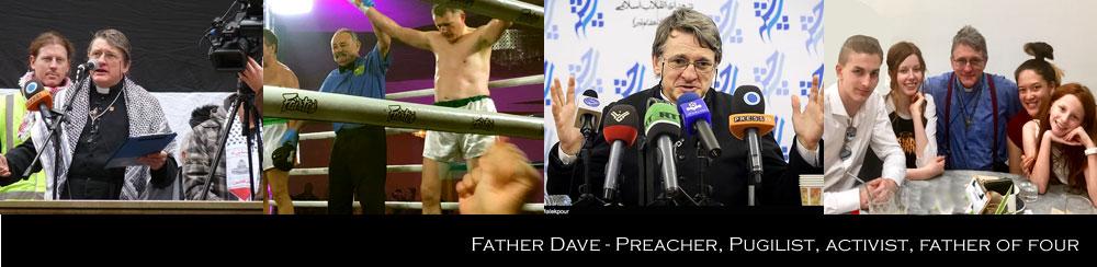 Father Dave Blog Header Banner