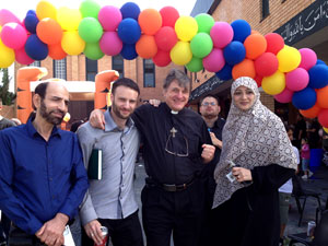 Open Day at the Imam Husain Islamic Centre