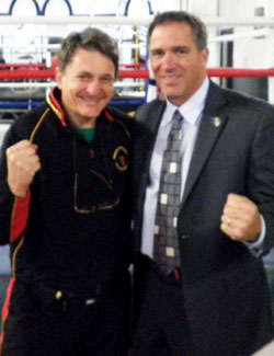 Miko Peled and Father Dave