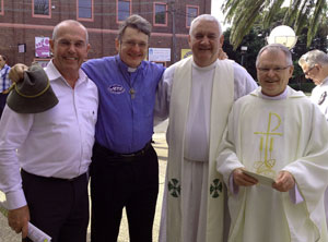 125 years of the Passionist Fathers in Marrickville
